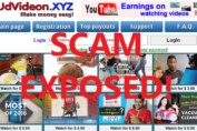 UdVideon.xyz review scam