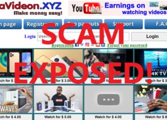 VfaVideon.xyz review scam