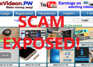 ExVideon.pw review scam