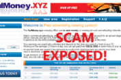 OulMoney.xyz review scam