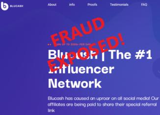 BluCash.co review scam
