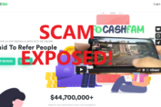 CashFam review scam
