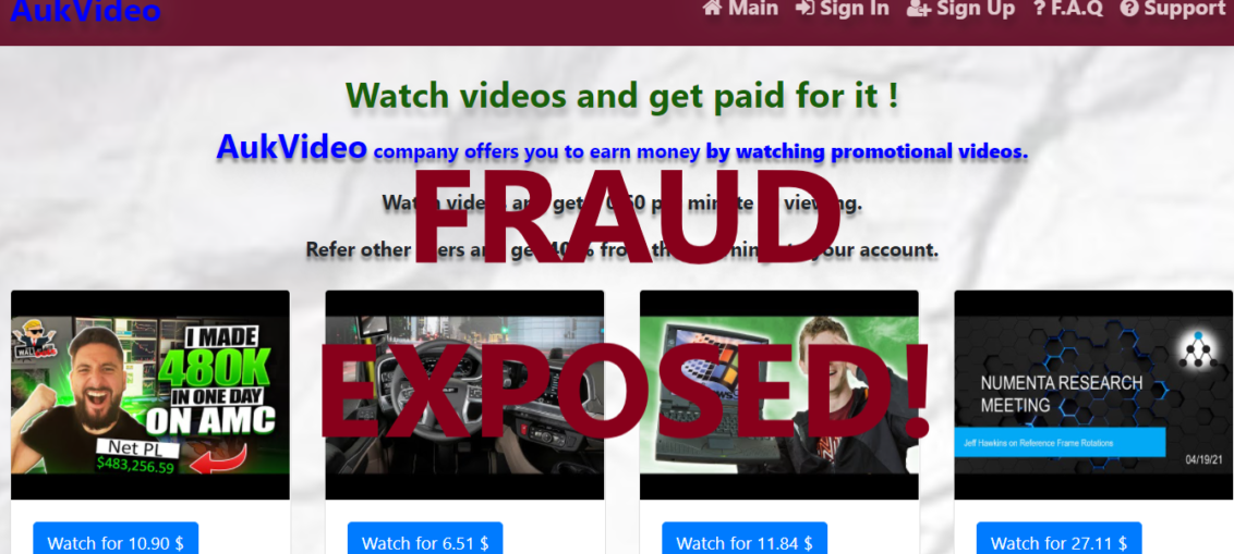 AukVideo.xyz review scam