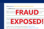 GbMoney.xyz review scam