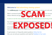 MaMoney.xyz review scam